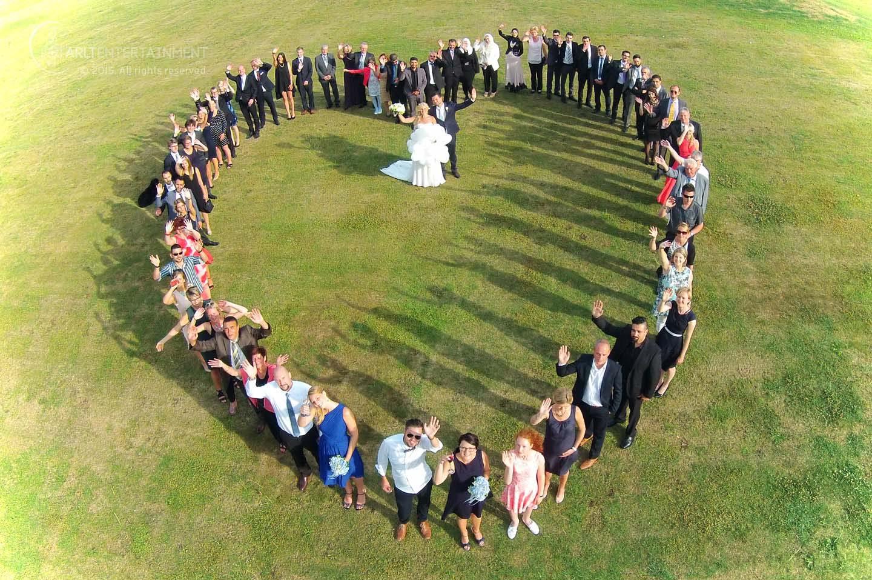Drohnenflug Fur Eure Hochzeit